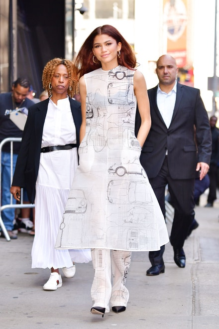 Zendaya, New York, červen 2019