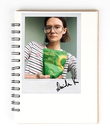 Vegan diaries Daniely Kociánové: Znáte Green blend?
