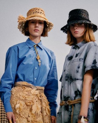Maria Grazia Chiuri o květinové inspiraci pro kolekci Dior SS20
