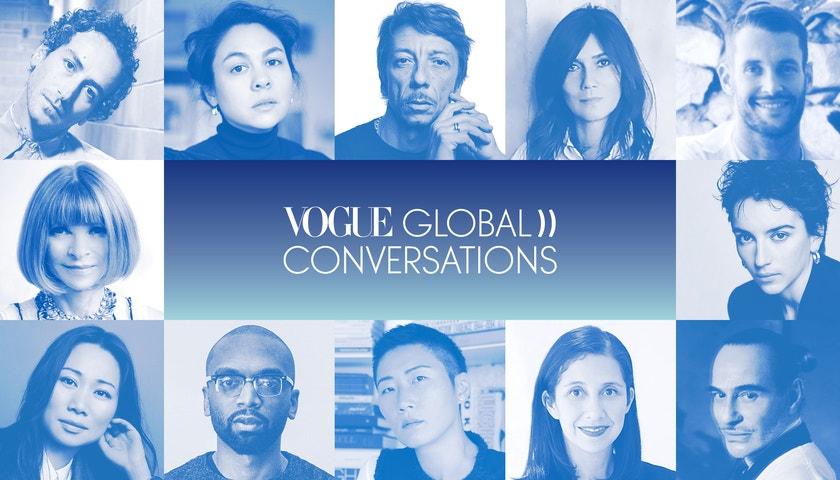 Vogue Global Conversations se vrací s Johnem Gallianem