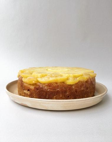 Vogue v kuchyni #16: Obrácený citronový koláč à la Ludovic de Saint Sernin