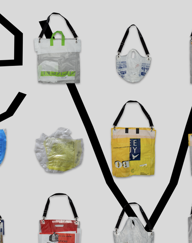 Podaří se igelitce zastínit luxusní kabelky?