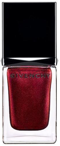 Lak na nehty v odstínu Carmin Escapin, Givenchy