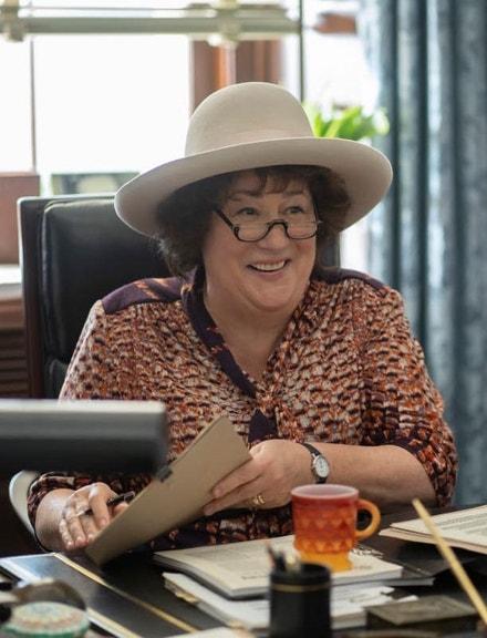 Margo Martindale jako Bella Abzug