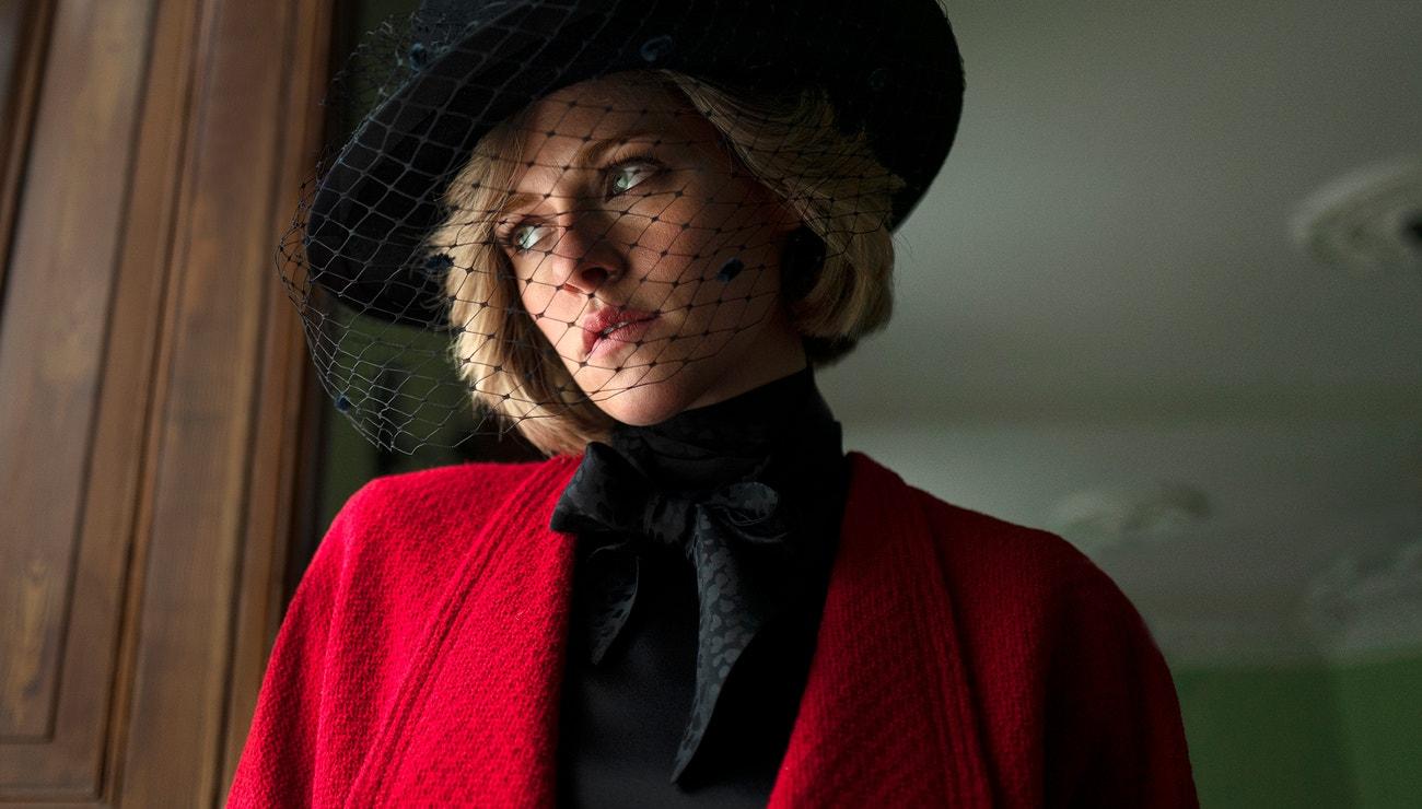 Kristen Stewart jako princezna Diana na prvním zveřejněném snímku