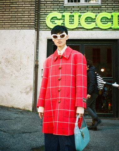 Když móda vystoupí ze své komfortní zóny a oblečení opustí přehlídková mola