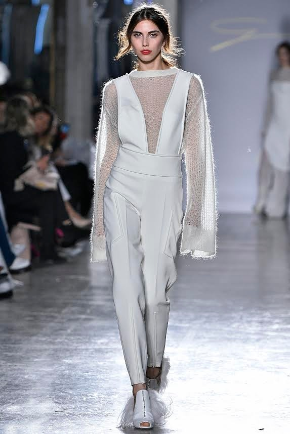 Genny Ready to Wear Fall/Winter 2019/2020 Autor: Getty Images