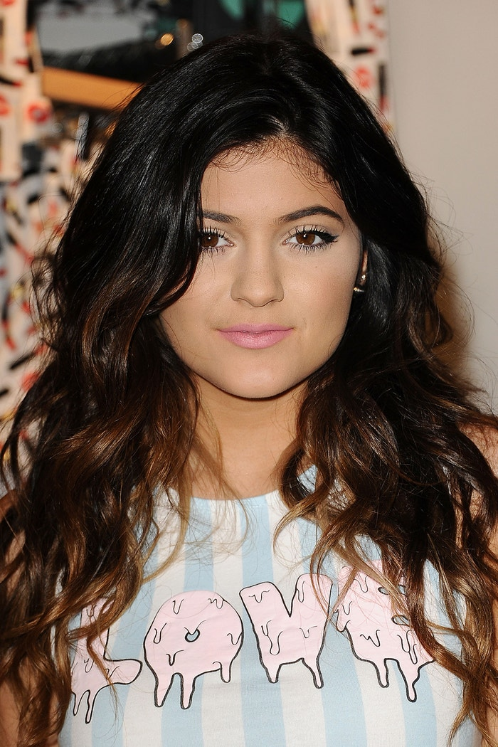 Kylie Jenner, 2013 Autor: Getty Images