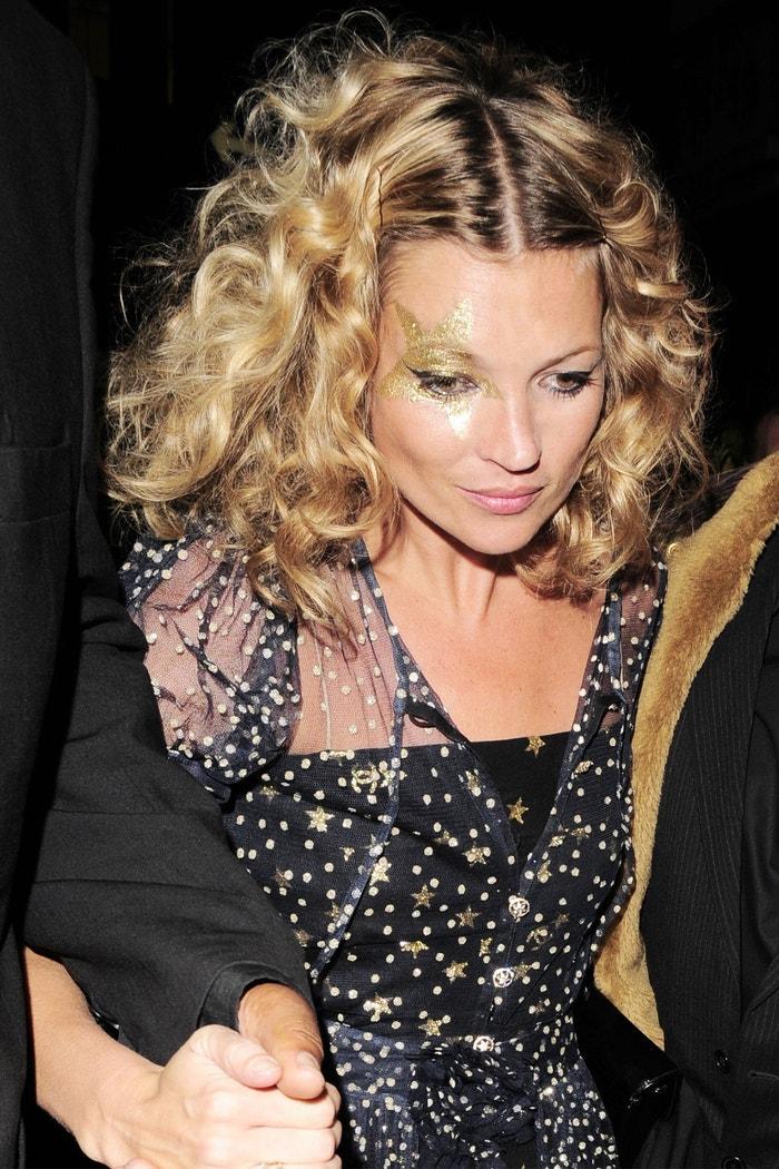 Kate Moss v roce 2008