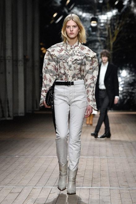 Isabel Marant, Paris Fashion Week, Fall/Winter 2018/19