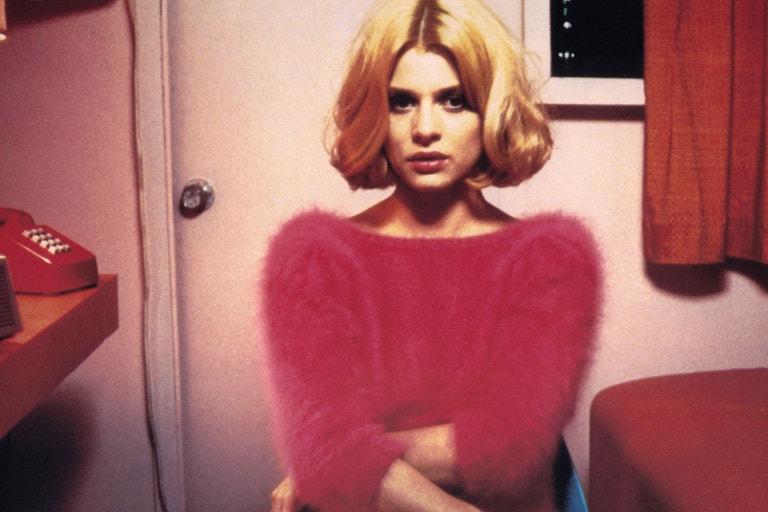 Nastassja Kinski, Paříž, Texas (Paris, Texas/1984).