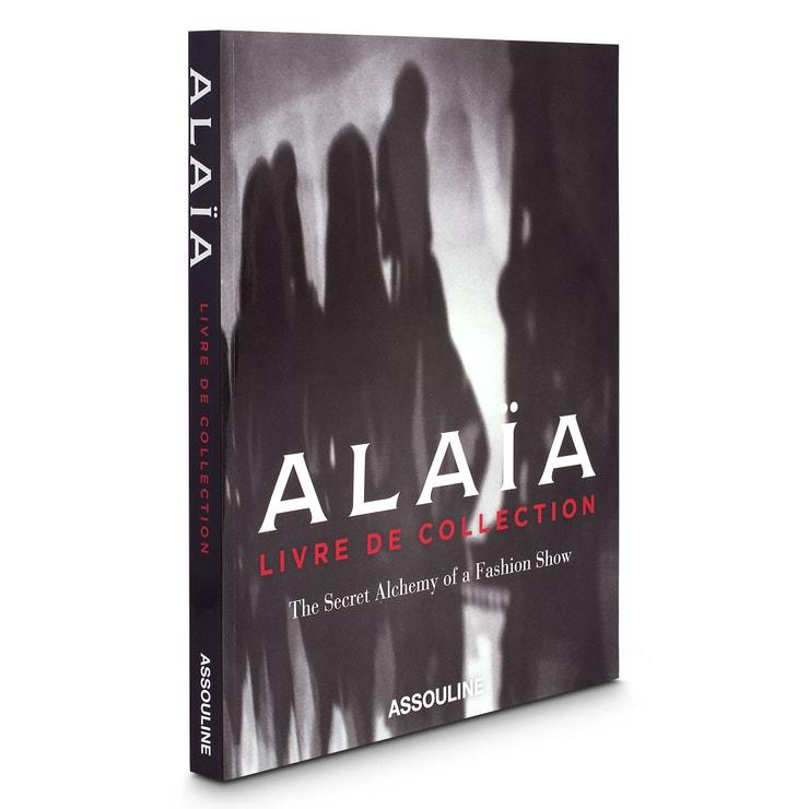 Alaïa: Livre de Collection (Assouline), 350 €