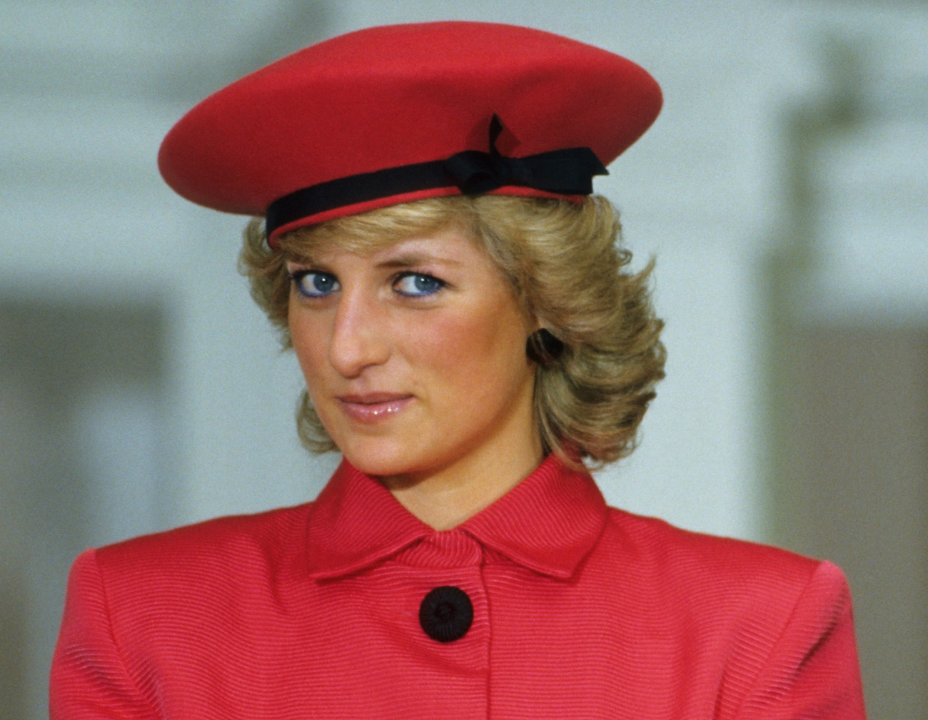 Princezna Diana na návštěvě Německa, únor 1987