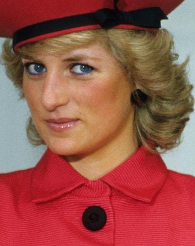 Princezna Diana a modré linky jsou zpátky na scéně