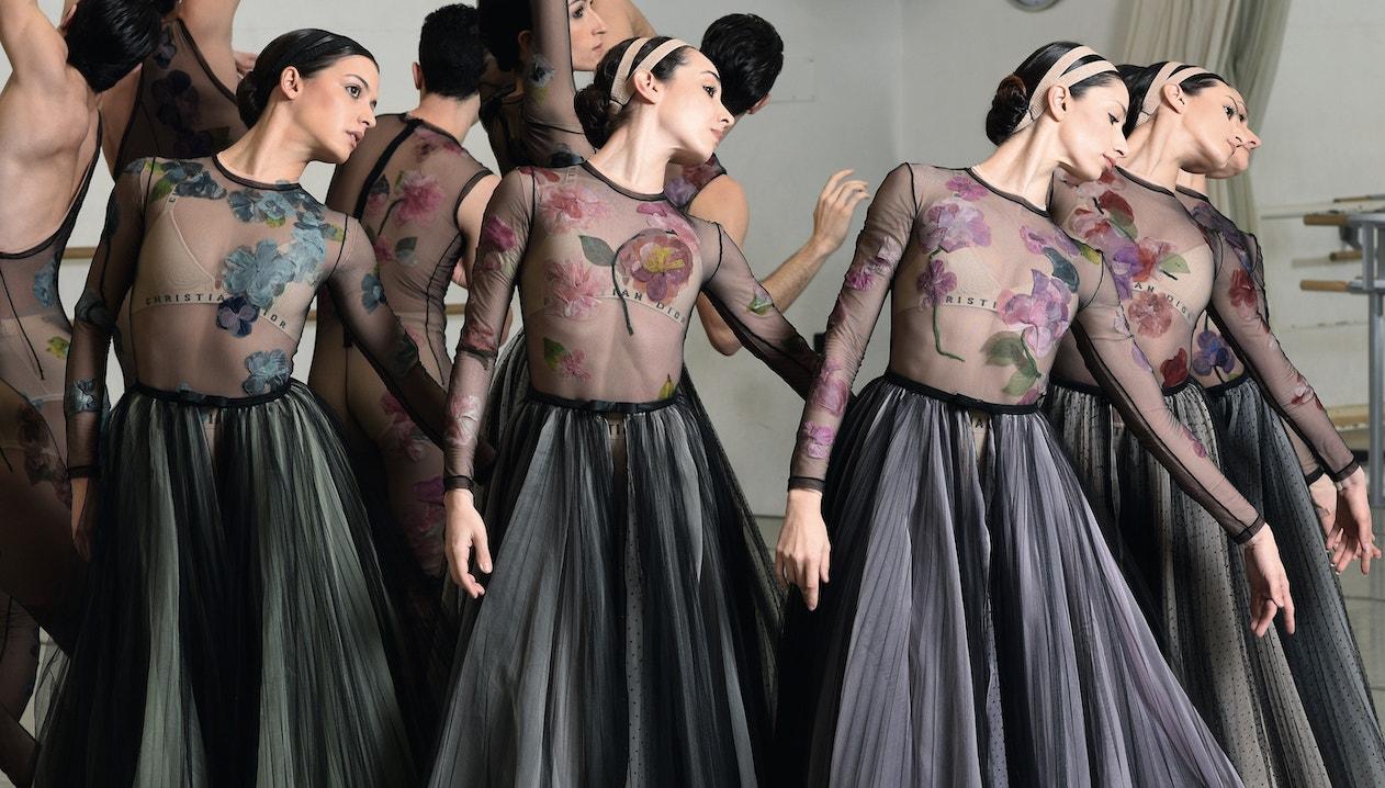 Maria Grazia Chiuri navrhla úžasné baletní kostýmy pro Operu v Římě