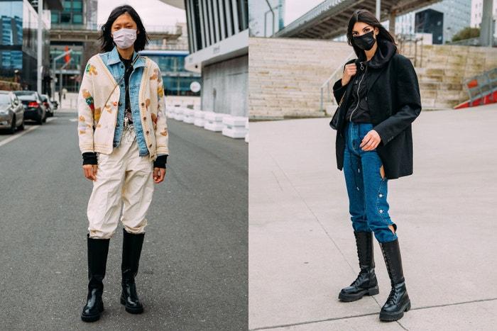 Paris Fashion Week AW21