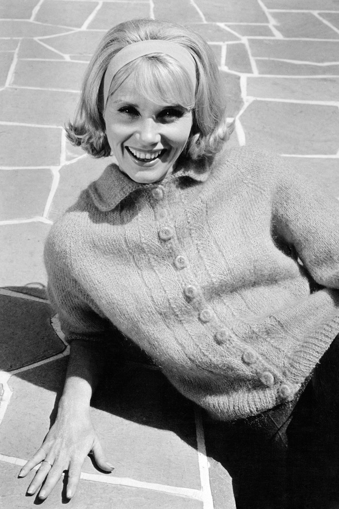 Eva Marie Saint, cca 1960 Autor: Silver Screen Collection/Getty Images