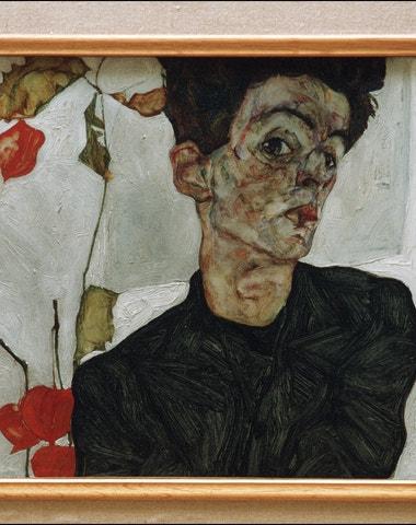 Egon Schiele: skandální umělec, který inspiruje módní svět