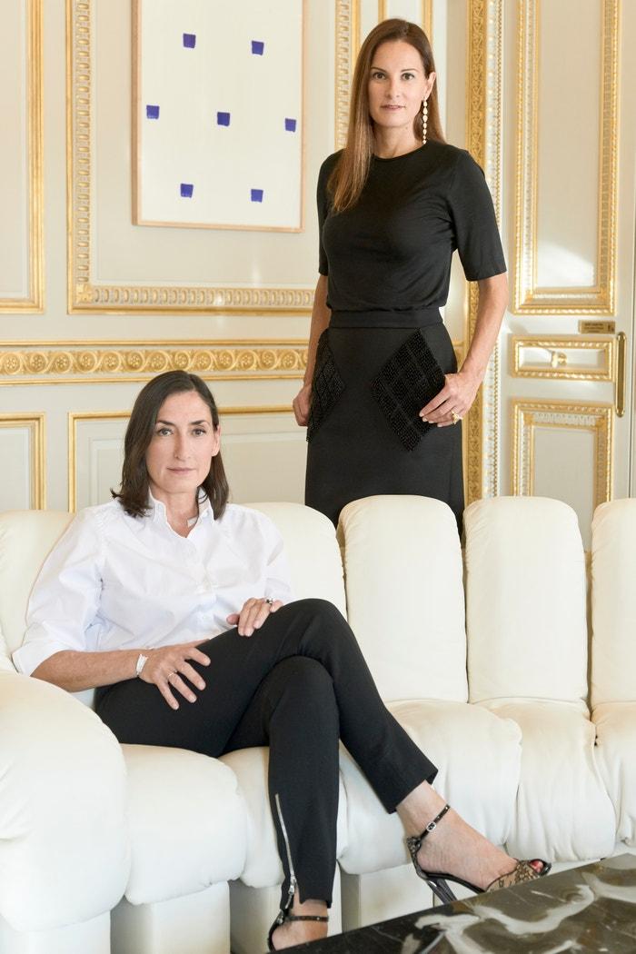 Hélène Poulit-Duquesne & Claire Choisne