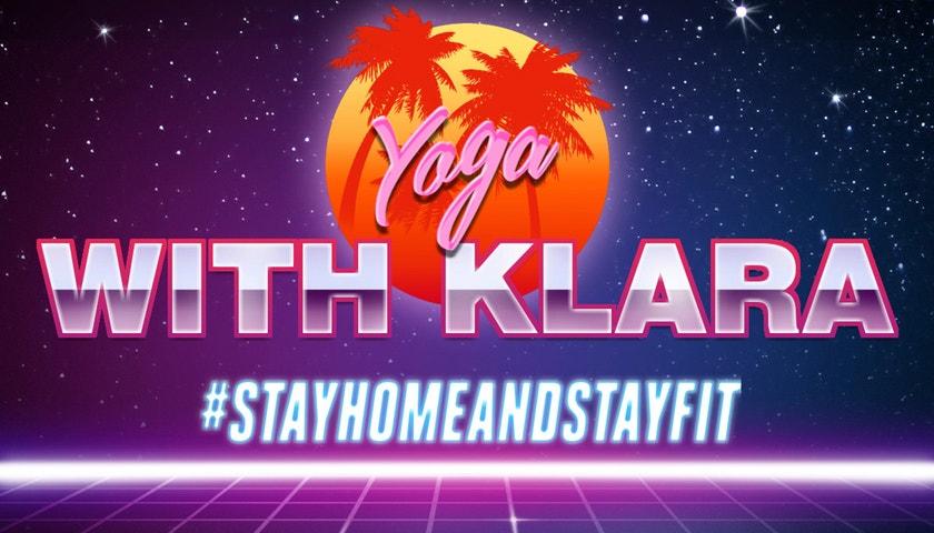 #StayHomeAndStayFit: Posílení hlubokého svalstva