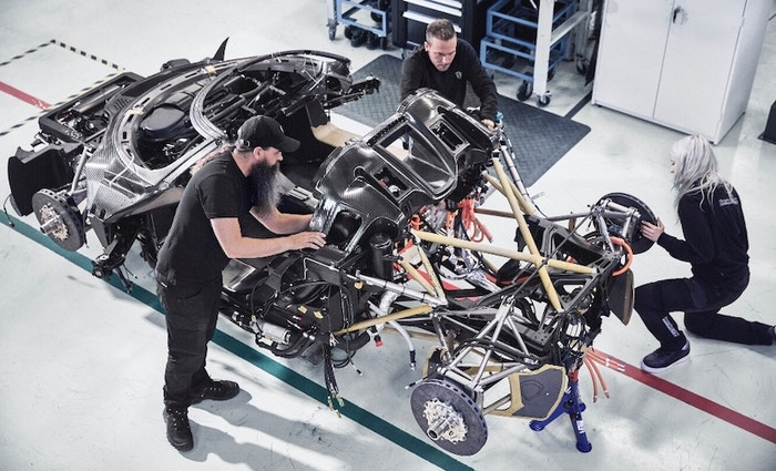 Prohlídka továrny na sportovní auta Koenigsegg ve švédském Ängelholm, KOENIGSEGG, od 1000 SEK