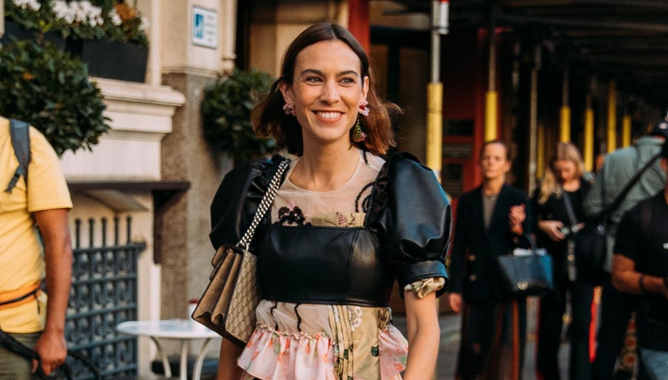 Nejlepší street style z londýnského fashion weeku