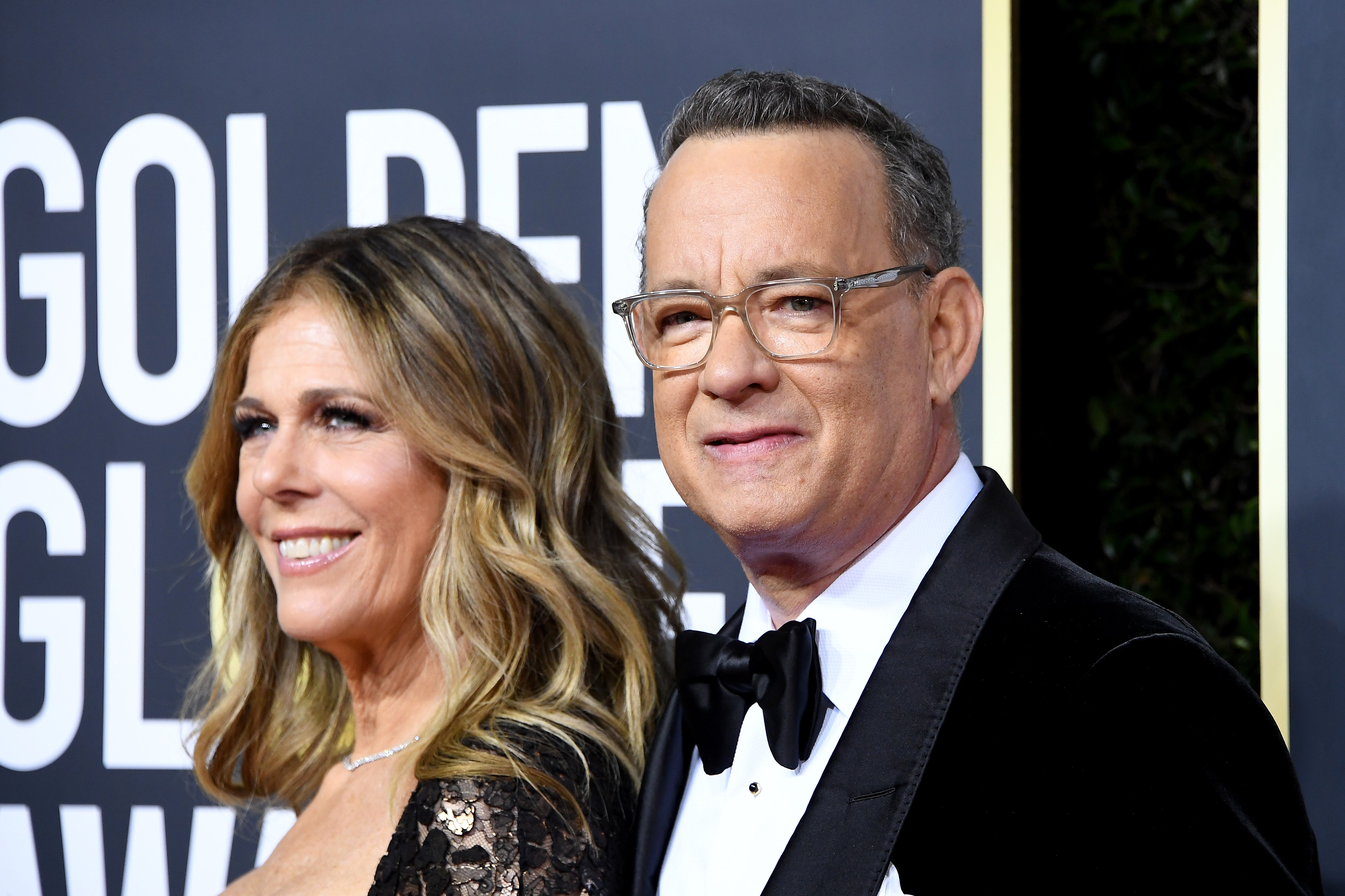 Tom Hanks a Rita Wilson Autor: Getty Images